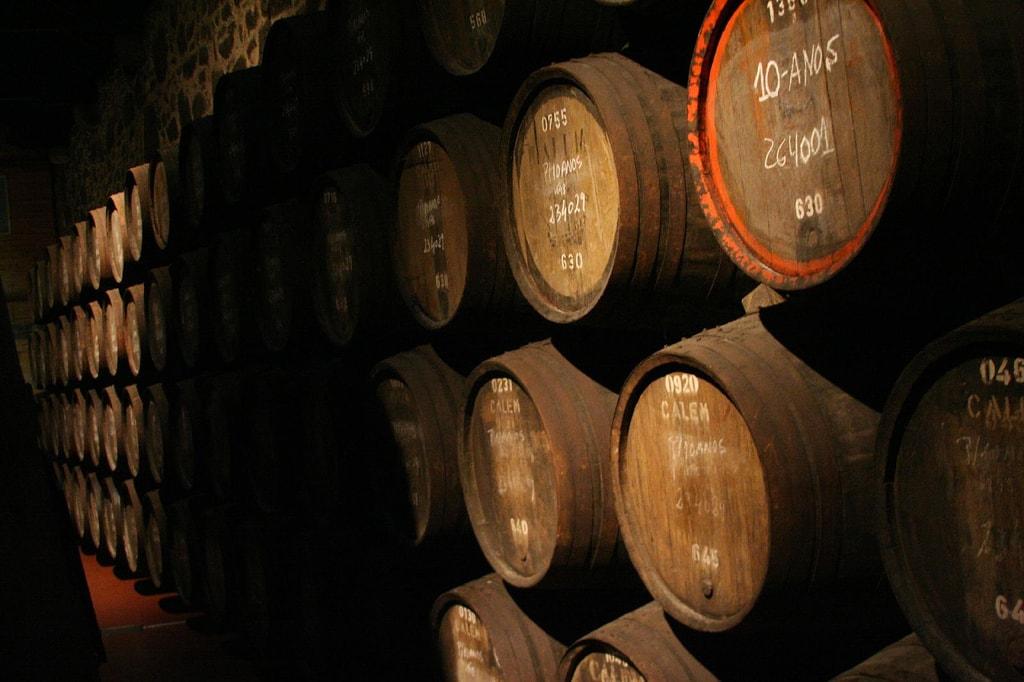 Requerimientos para Resguardar el Vino